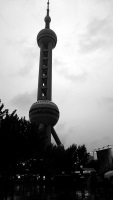 Pearl Tower i Shanghai